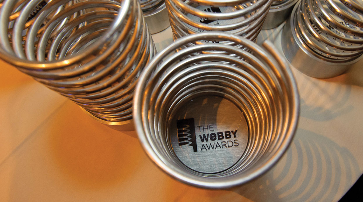 Loudmark Snags Webby Award and Communicator Award for Alzheimer's Assoc. Website Designs