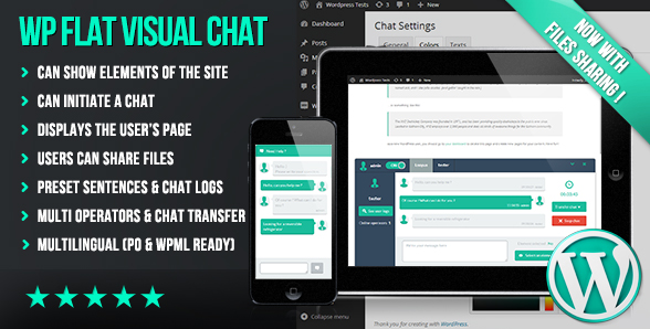 Wordpress Live Chat & Remote View